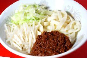 元祖ぎょうざ苑ジャジャ麺